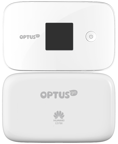 Optus 4G Wireless Modem/Router Plans - Optus