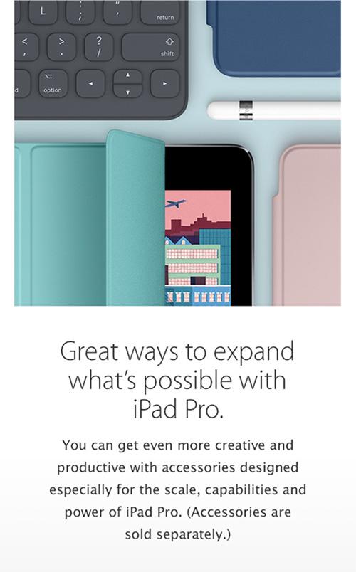 Apple 9.7-inch iPad Pro Plans - Optus