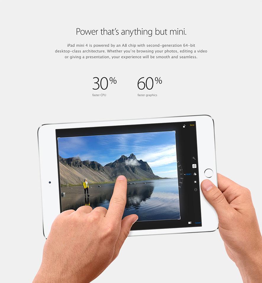 Apple iPad Mini 4 Plans - Optus