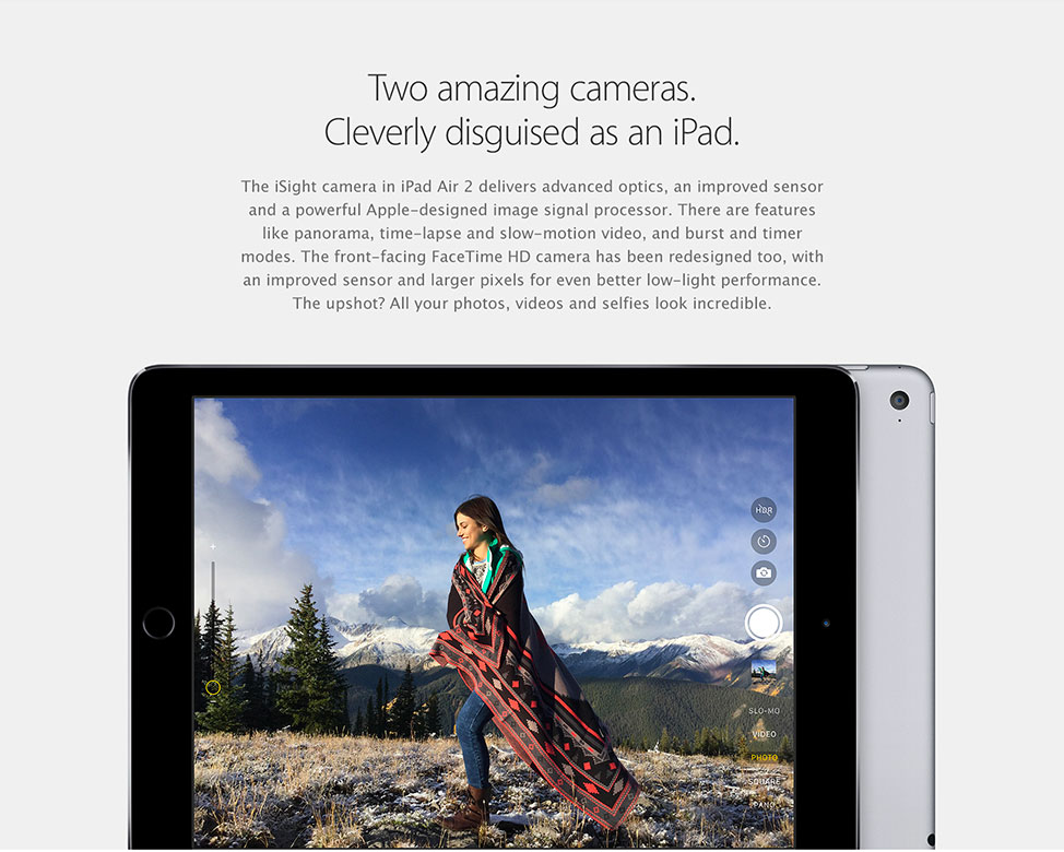 Apple iPad Air 2 Plans - Optus