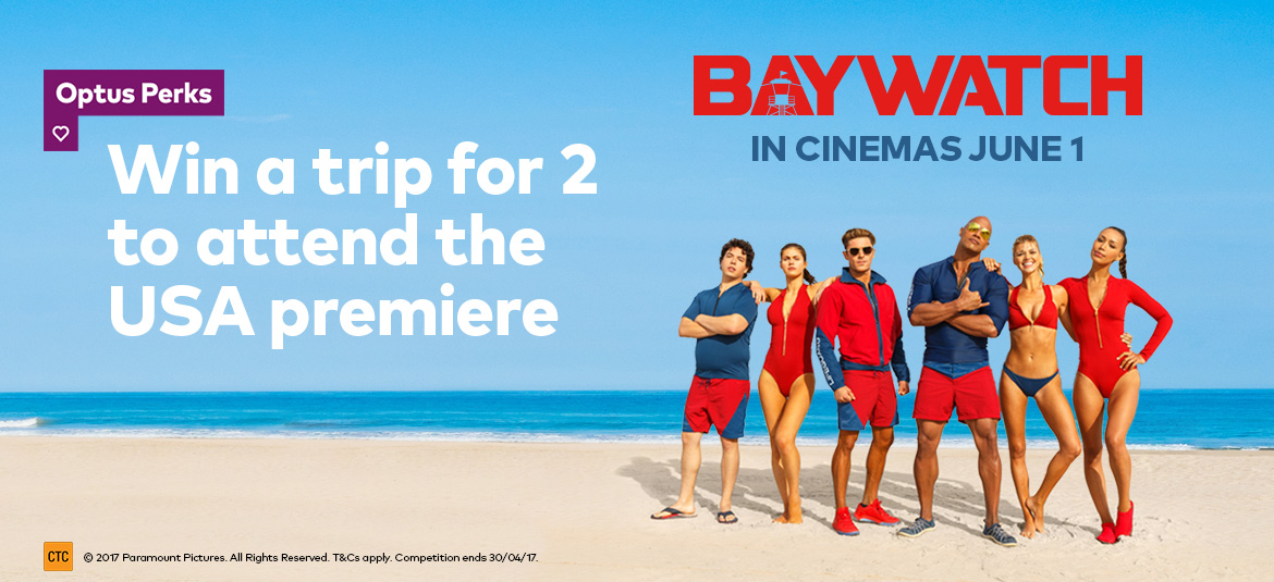 Win a trip for 2 to attend the USA premiere